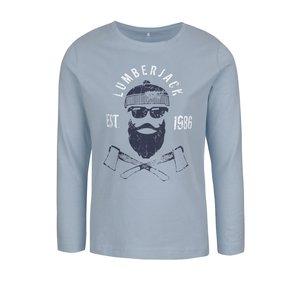 Bluză albastru deschis name it Victor cu print pentru băieți la pretul de 38.99