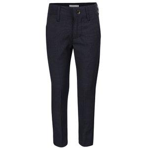 Pantaloni albastru închis name it Holger cu model discret pentru băieți la pretul de 149.99