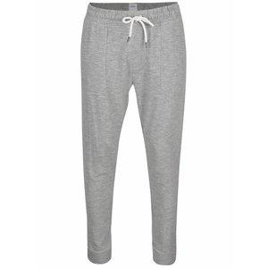 Pantaloni gri Burton Menswear London cu model discret și talie elastică de la Zoot.ro