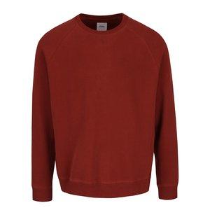 Bluză roșu cărămiziu Burton Menswear London la pretul de 124.99