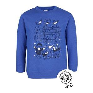 Bluză albastră cu imprimeu ZOOT Kids pentru băieți la pretul de 71.99