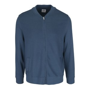 Jachetă bomber albastru petrol Burton Menswear London la pretul de 144.99
