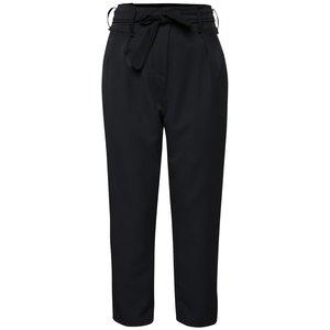 Pantaloni bleumarin Madonna Macy Pant cu talie înaltă la pretul de 114.99