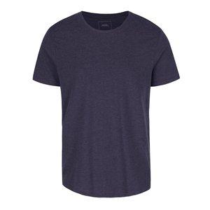 Tricou albastru Burton Menswear London cu model discret la pretul de 38.99