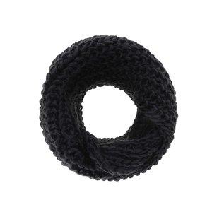 Fular circular negru Madonna Olivia la pretul de 22.99