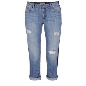 Jeanși albastru deschis cu aspect uzat Miss Selfridge