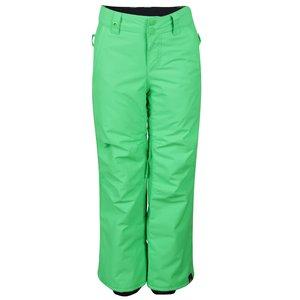 Pantaloni ski verzi Quiksilver pentru băieți