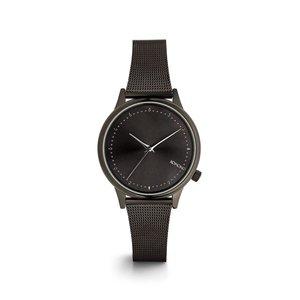 Ceas negru Komono Estelle Royale pentru femei la pretul de 379.99