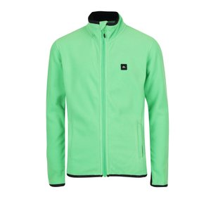 Quiksilver, Bluză sport verde Quiksilver pentru băieți