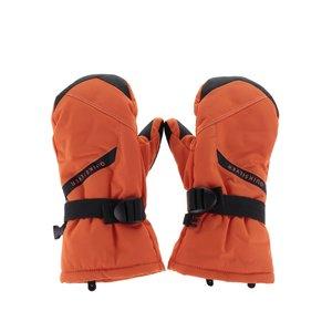 Mănuși portocalii Quiksilver pentru băieți