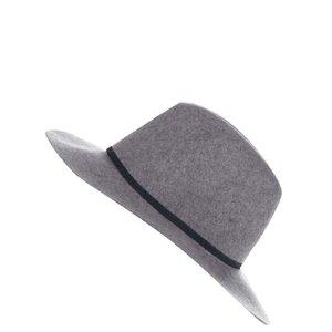 Pălărie gri din lână Miss Selfridge