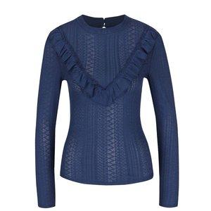 Bluză Miss Selfridge albastră