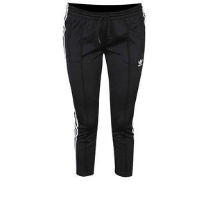 adidas Originals, Pantaloni sport negri adidas Original slim fit