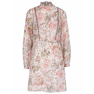 Rochie roz pal cu imprimeu floral Miss Selfridge la pretul de 229.99