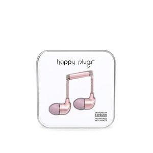 Căști in-ear roz Happy Plugs la pretul de 159.99