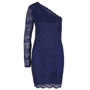 Rochie albastru închis din dantelă Vero Moda Celeb la pretul de 159.99
