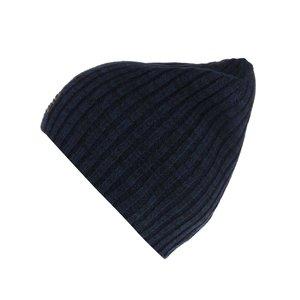 Căciulă albastru cu negru Blend cu model striat la pretul de 59.99