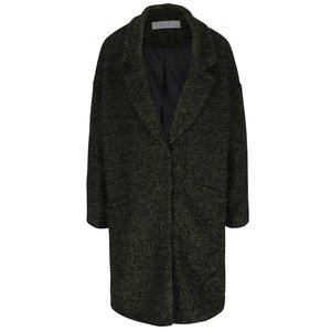 Palton kaki Liquorish cu model discret