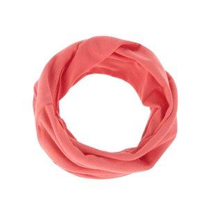 Eșarfă circulară portocalie 3FnkyKids pentru fete la pretul de 38.99