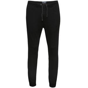 Pantaloni sport negri Blend