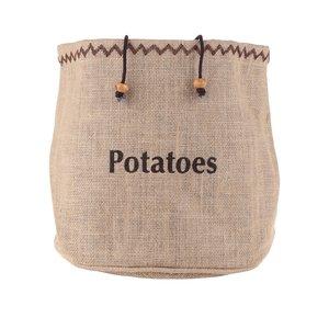 Sac bej pentru cartofi Kitchen Craft