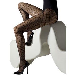 Dres negru cu model geometric Gipsy