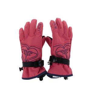 Mănuși roz Roxy Popi pentru fete