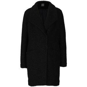 Palton negru ZOOT cu guler cu revere la pretul de 349.99