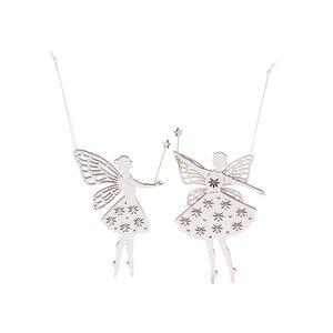 Set 2 ornamente Sass & Belle în formă de zână