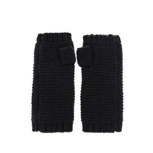 Mănuși negre VILA Craft