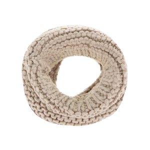 Fular circular gri VILA Craft la pretul de 114.99