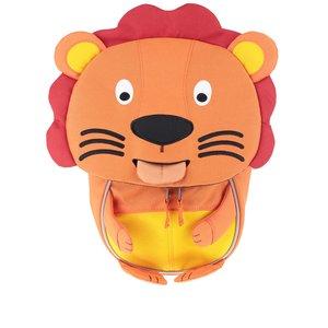 Rucsac portocaliu Affenzahn în formă de leu