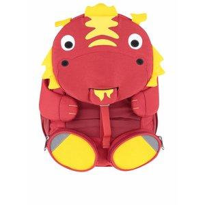 Affenzahn, Rucsac roșu Affenzahn în formă de dinozaur