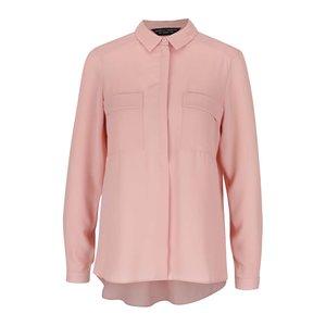 Cămașă roz pal Dorothy Perkins