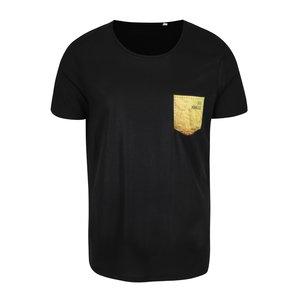 Tricou de bărbați ZOOT Original Mămăligă negru