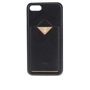 Bellroy, Carcasă neagră pentru iPhone 7 Bellroy cu sloturi pentru card și sim