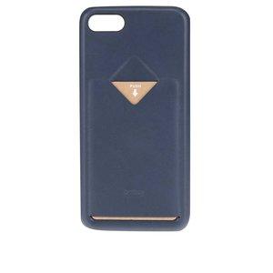 Bellroy, Carcasă albastru închis pentru iPhone 7 Bellroy cu sloturi pentru card și sim