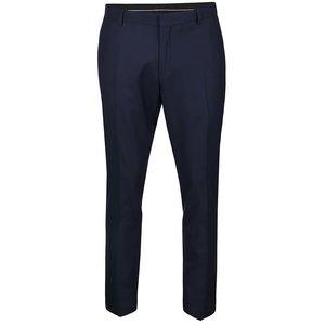 Pantaloni bleumarin Selected Homme Done Taxluke
