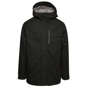 Jachetă neagră Ragwear Sam cu glugă