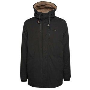 Jachetă parka neagră Ragwear Mr Smith