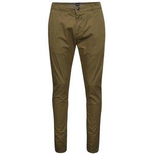 Pantaloni chino kaki !Solid YJoy Crisp
