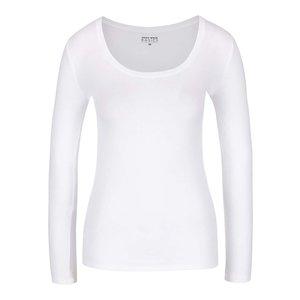 Bluză albă cu decolteu rotund TALLY WEiJL la pretul de 38.99