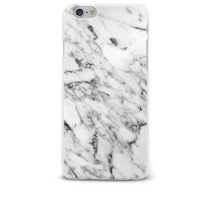 Carcasă albă pentru iPhone 6/6S Epico Marble White cu imprimeu marmură