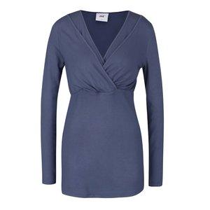 Bluză gri albastru Mama.licious Lonni