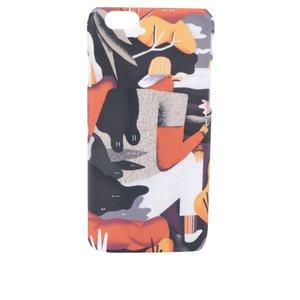Husa Iphone 6/6s Retart Karol Cu Imprimeu