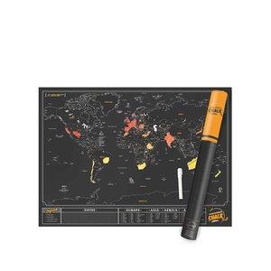 Harta Razuibila Luckies Chalk Edition