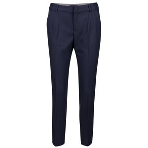 Pantaloni albastru închis s.Oliver