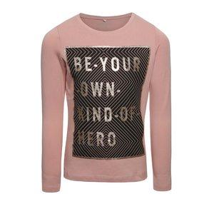 Bluză roz cu imprimeu name it Dana