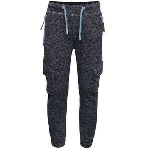 Pantaloni sport gri melanj închis 5.10.15. pentru băieți