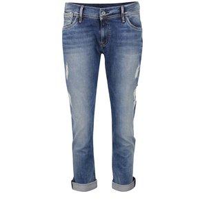 Blugi albaștri 3/4 Pepe Jeans Joey